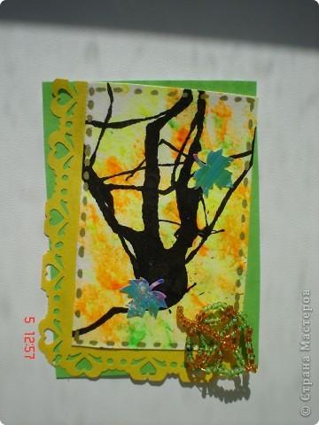 """Продолжение """"Осенней поры"""", сделана для тех кому должна. Фото не удачные. Цвет не реальный. фото 5"""