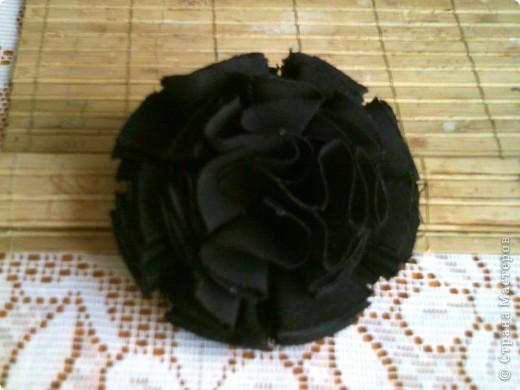 цвете брошка фото 1