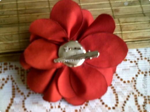 цвете брошка фото 4