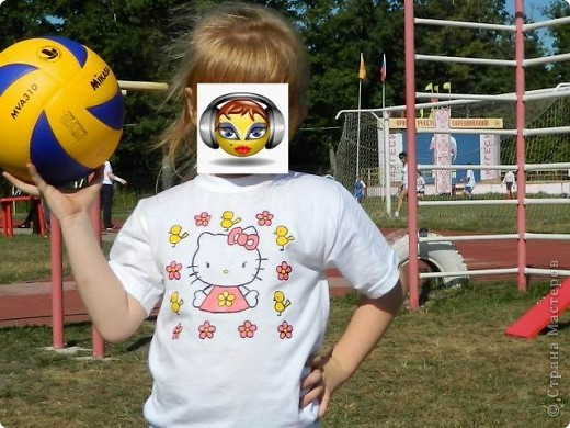 Рисовать на футболке оказалось увлекательным занятием. фото 2