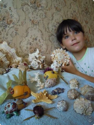 Дочь 6,5 лет лепила эту лису сама. фото 15