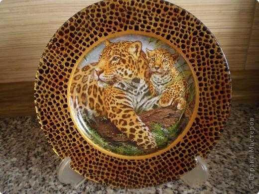 Первая моя тарелочка, возможно в чем-то повторюшка фото 1