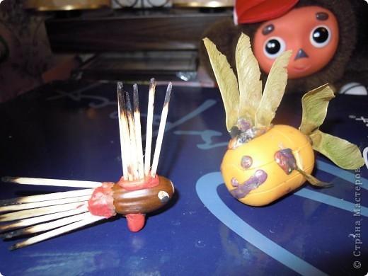 Дочь 6,5 лет лепила эту лису сама. фото 11