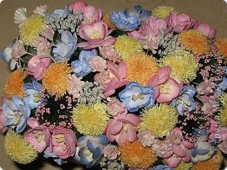 Візочок з квітами))) фото 3