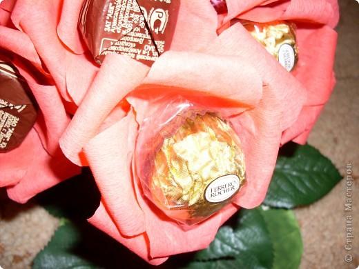 Вот такой рог изобилия был подарен на День 70-летия моей дорогой бабуле! фото 6