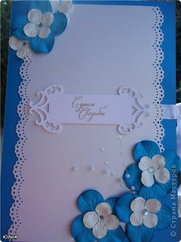 Свадебная открытка - летнее настроение! фото 4