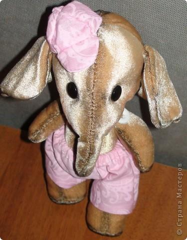 Опять прибавление в моей семье, это Коля, шился специально для того что бы опробовать тонировку, думала что испорчу но мне так не покозалась. Как вы думаете? фото 3