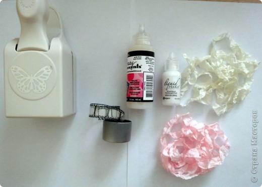 С начала лета начала заказывать себе материал для скрапбукинга. Вот сегодня пришла последняя посылка и я решила ... похвастаться)))  Цветочки,  цветочный микс, брадс, чипборд, двухстороний скотч, пуговички, бусины на леске фото 8