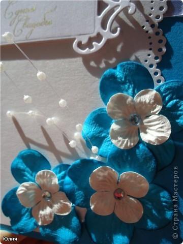 Свадебная открытка - летнее настроение! фото 2