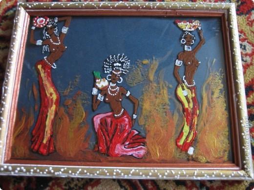 Зажигательные африканские танцы)))