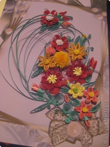 Цветы на быструю руку. фото 1