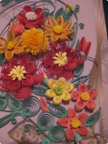 Цветы на быструю руку. фото 3