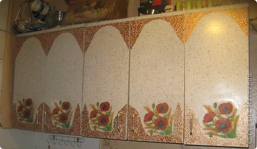 Вот так обновила кухонную мебель. фото 2