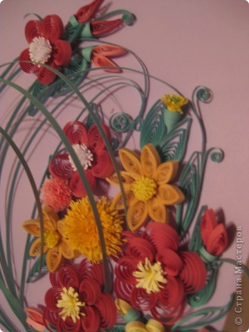 Цветы на быструю руку. фото 2