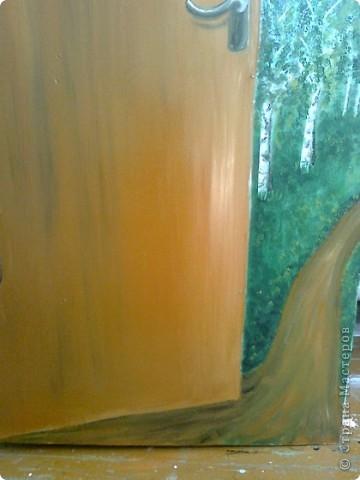 Верхняя часть двери... В одно фото не влезло)))))) фото 2