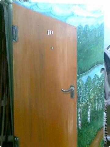 Верхняя часть двери... В одно фото не влезло)))))) фото 1