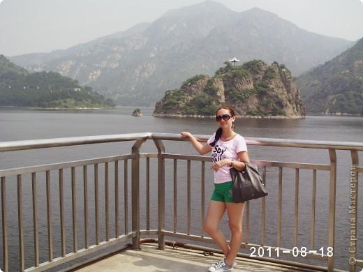 озеро Янсай - самое чистое озеро фото 1