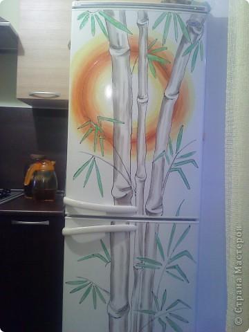 Тропический холодильник...