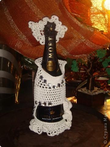 Дама-бутылочка фото 1