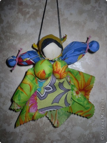 Кукла - оберег. фото 2