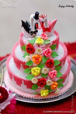 Этот торт сделан специально