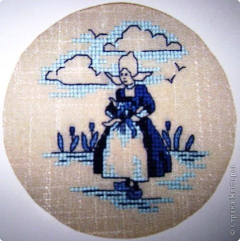 Голубое фото 1