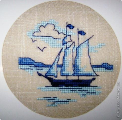 Голубое фото 2