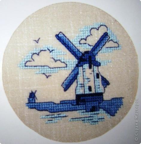 Голубое фото 3