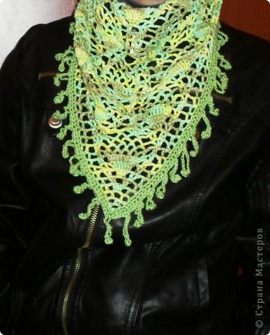 Прошерстив интернет,нашла вот такой симпатичный на мой взгляд бактус: http://crochetclub.net/blog/2011/01/11/baktus-svyazannyj-kryuchkom/ фото 1