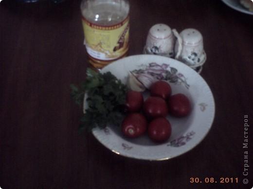 Такой салатик очень любят мой сынишка. фото 2