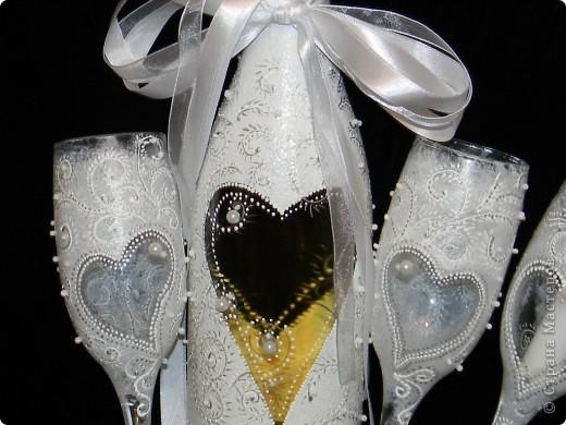 Свадебный набор в подарок фото 5