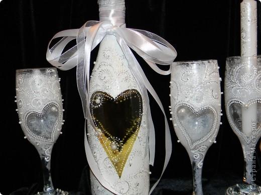 Свадебный набор в подарок фото 2