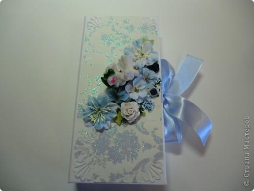 Подарочная коробочка фото 11