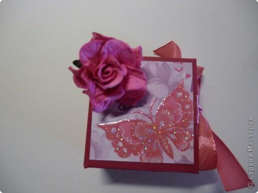Подарочная коробочка фото 12