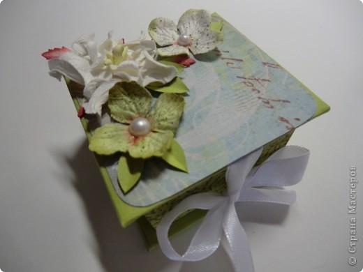 Подарочная коробочка фото 13