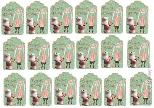 Бирочки для игрушек фото 4