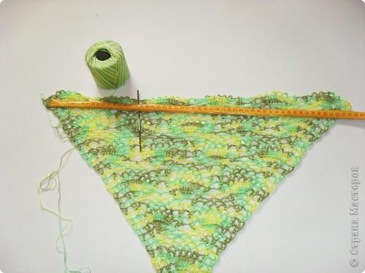Прошерстив интернет,нашла вот такой симпатичный на мой взгляд бактус: http://crochetclub.net/blog/2011/01/11/baktus-svyazannyj-kryuchkom/ фото 6