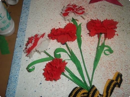 В детском саду попросили принести поделки к празднику победы, причем за день до события... фото 1