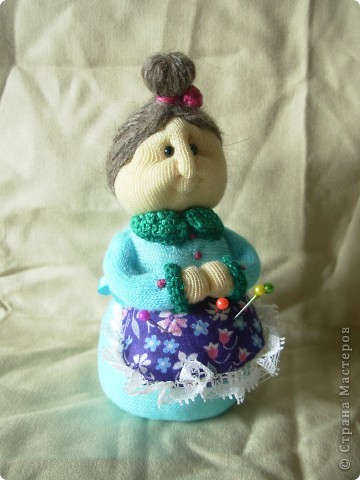 Бабушка игольница. фото 1