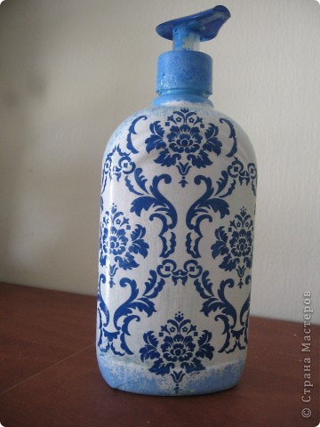 Перешла на бутылочки для мыла. фото 1