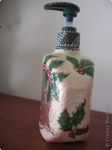 Перешла на бутылочки для мыла. фото 5