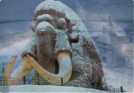 Сегодня вместе со своими учениками хочу познакомить вас с нашим городом. Перед вами серия компьютерных работ, посвящённых Дню города. Город Салехард (до 1935 года – Обдорск) – столица самого крупного в мире газодобывающего региона – Ямало-Ненецкого автономного округа. фото 4