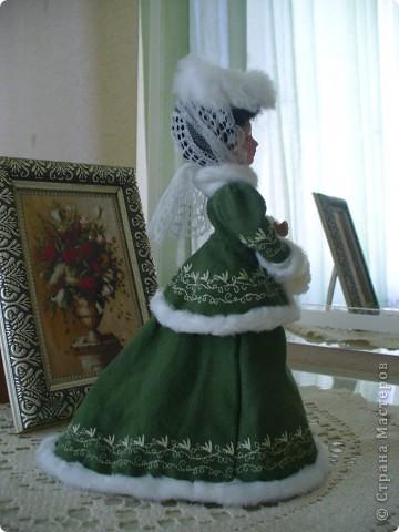 Новая героиня от ДэА - Анна Каренина. Оставить ее в первозданном виде я тоже не смогла.  фото 5