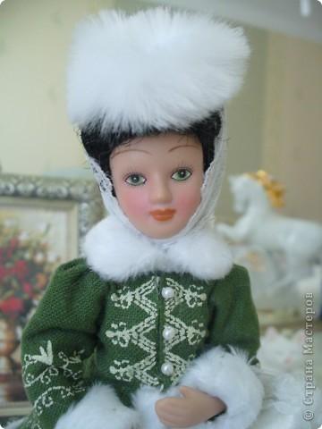 Новая героиня от ДэА - Анна Каренина. Оставить ее в первозданном виде я тоже не смогла.  фото 4