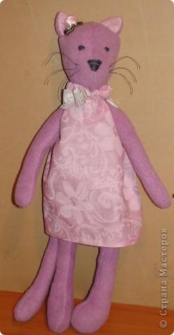 Знакомтесь это Маша. Сшита для малыша который скоро родится. Сшита из флиса, платье из бязи. фото 1