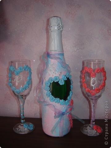 Для романтического вечера по просьбе подруги. фото 2