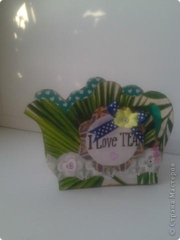 чайник для пакетиков зеленого чая фото 1