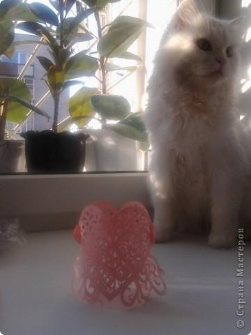 ажурное сердце фото 2