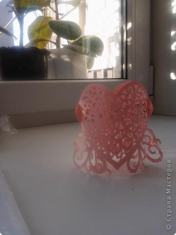 ажурное сердце фото 1