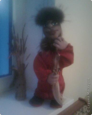 Вот такая девушка у меня родилась)) фото 1